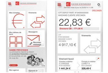 La Caisse d'Épargne enrichit son offre de services dans la banque ... - Le Revenu | Banking The Future | Scoop.it