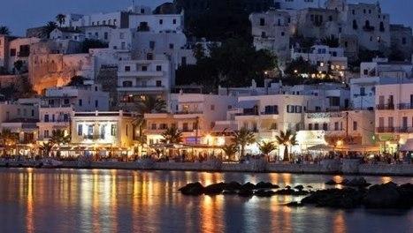 Νάξος By night | Νησί του Αιγαίου | Scoop.it