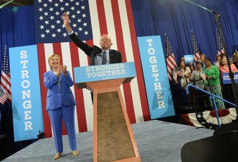 Read Bernie Sanders' and Hillary Clinton's Remarks From the Endorsement Rally | Everything You Need to Know           Re: Bernie Sanders | Scoop.it