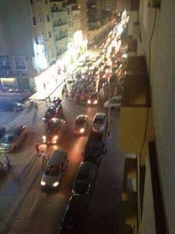 Twitter / zaidbenjamin: #BREAKING: 2 explosions rock ... | Saif al Islam | Scoop.it