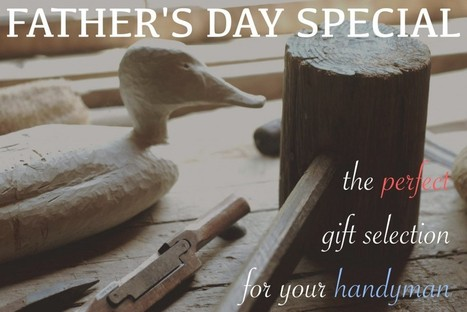 Gifts for Guys 7-Piece Father's Day Gift Set for the Handyman » Gifts for Guys | Perfect gift for guys | Scoop.it