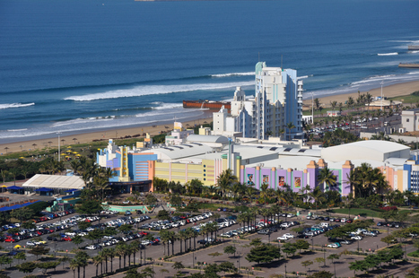 Cheap Airline Tickets to Durban (DUR), South Africa - H&S | plan well for the tour | Scoop.it