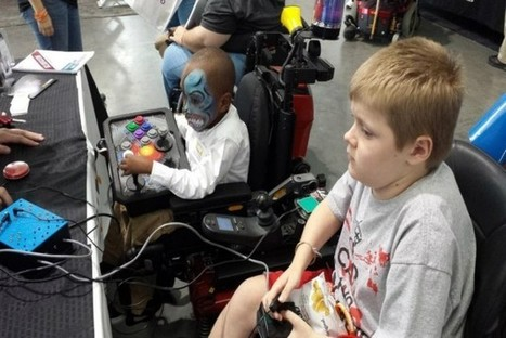 AbleGamers Laboratory Starts Monthly Open House for Disabled Players - Arcade Sushi | TechGuide MashUp | Scoop.it