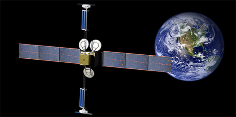 Skycorp Introduces Spacecraft Life Extension System to Extend Operational Lives of Geostationary Satellites   SpaceRef Business   The NewSpace Daily   Scoop.it