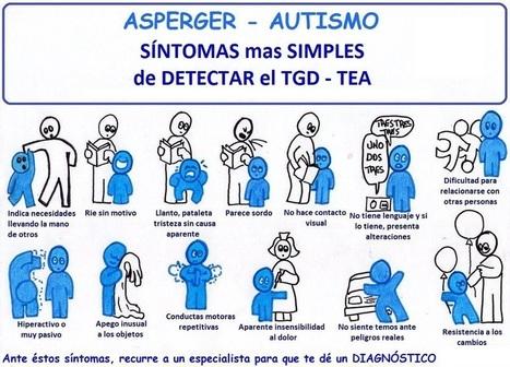 Diferencias entre Autismo y Síndrome de Asperger -Orientacion Andujar | Necesidades educativas especiales | Scoop.it