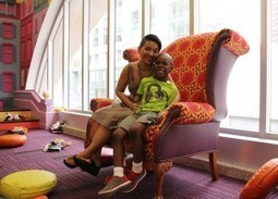 Central Library Renovation Profiles: Daniel and Dana van Ee, Children's Library Users | Librarysoul | Scoop.it