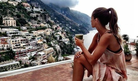 My Italian Love Affair (Where I Stayed, What I Ate + All the Juicy Italy Highlights) - Melissa Ambrosini | Italia Mia | Scoop.it