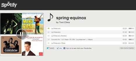 [música para el] equinoccio de primavera | Política & Rock'n'Roll | Scoop.it