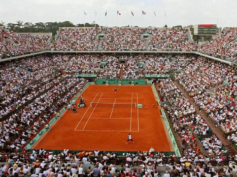 Roland Garros > Harrison perturbé par la caméra aérienne? - @ MOCAS PROD We Love Tennis ! | Ma veille audiovisuelle | Scoop.it