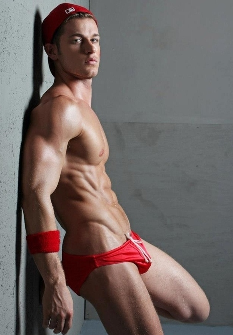Red LYCRA! part 1 | QUEERWORLD! | Scoop.it