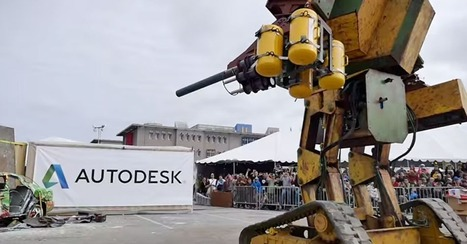 Real Steel: Team USA challenges Team Japan to giant robot duel | Vous avez dit Innovation ? | Scoop.it