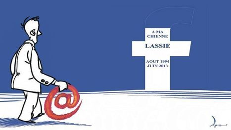 Le deuil digital, mode d'emploi - Figaro Santé | santé et réseau sociaux | Scoop.it