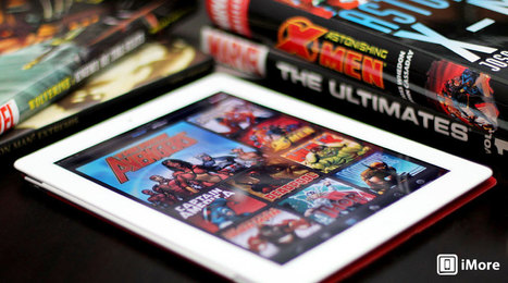 Best iPad apps for comic book lovers | iMore.com | iPadagogy and all things Mobile | Scoop.it