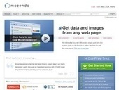 www.mozenda.com - Similar Sites and Reviews | Xmarks | Social media armando | Scoop.it