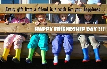 Happy Friendship Day 2014 | www.referguru.com | Scoop.it