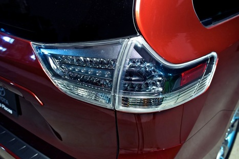 2015 Toyota Sienna – Concept Design and Review | Review Cars 2016 | CARS REVIEW 2015-2016 | Scoop.it