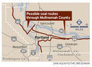 Multnomah County releases review of coal train health effects | Columbia Basin Salmon News | Scoop.it