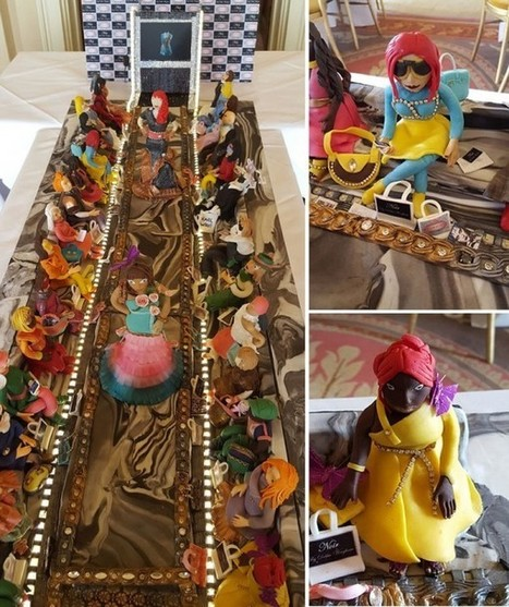 Arab Family Spends $75 Million on World's Most Expensive Cake | Strange days indeed... | Scoop.it
