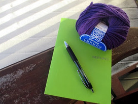 A knitting planner for 2014 | Fiber Arts | Scoop.it