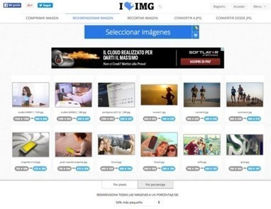 I Love IMG es un práctico conjunto de utilidades para editar fotos online | Tecnología, Ciencia e Informática | Scoop.it