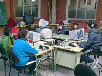 ZRADIO La radio del IES Zorrilla de Valladolid | Experiencias y buenas prácticas educativas | Scoop.it