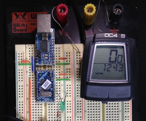 Building a cheap two-digit display for Arduino | Raspberry Pi | Scoop.it