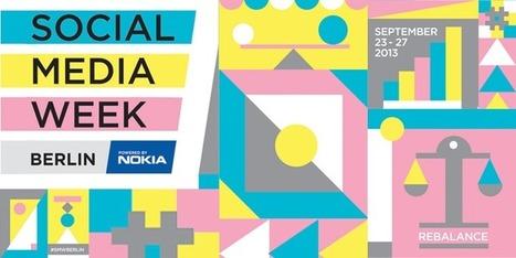 Social Media Week, Berlin   22.-26. September 2014   E-Business Events   Scoop.it