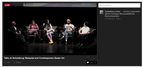 Talks at the Schomburg: Basquiat and Contemporary Queer Art by Schomburg Center Feb 1 6:30pm EST | Diverse Books and Media | Scoop.it