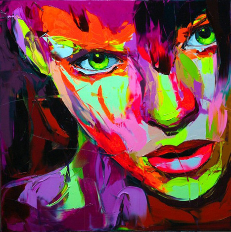 New Portraits by Françoise Nielly | Colossal | Arte | Scoop.it