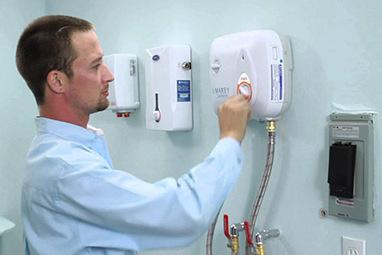 Giải pháp thông minh khi sửa dụng bình nóng lạnh an toàn - | Thiet ke noi that chung cu Royal City | Scoop.it