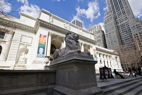 New York Public Library reads up on the cloud | innovative libraries | Scoop.it