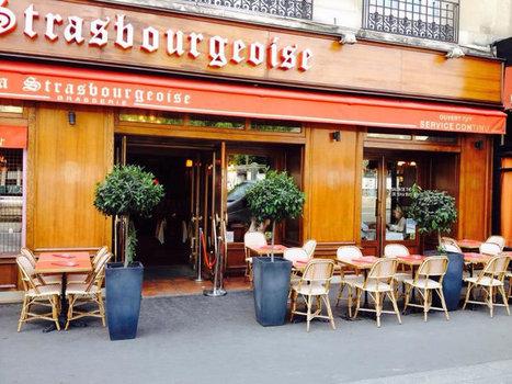 Profitez de vos coupons réductions -30 % et venez découvrir la cuisine de la Strasbourgeoise ! | Gastronomie Française 2.0 | Scoop.it