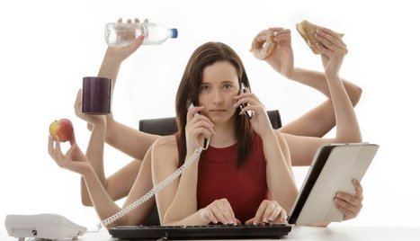 Watch Out: Why Multitasking Is Bad For Your Career | Office Environments Of The Future | Scoop.it