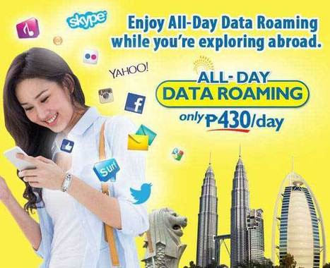 How To Activate Sun Cellular All-Day Data Roaming? | TechConnectPH News | Scoop.it