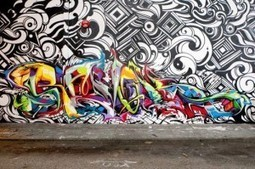 Fashion Star Sued for Selling California Graffiti as Own | Copyright, IP and European Law | Scoop.it