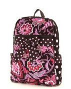 Medium Quilted Floral Backpack   Purse For Stylish Women   Scoop.it