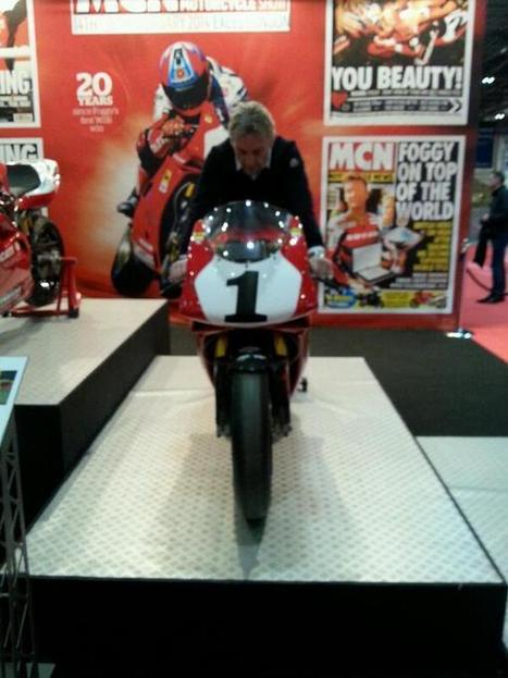 Tweet from @DucatiUK | Ductalk Ducati News | Scoop.it