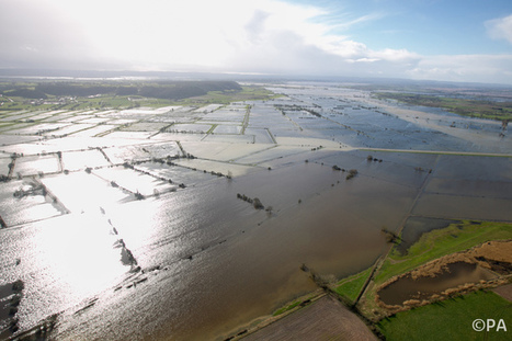 Floods leave farms underwater, and farmers under pressure | Life... | Scoop.it