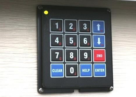 DIY Garage Door KeyPad Project   Raspberry Pi   Scoop.it