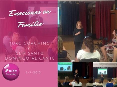 Emociones en Familia en el CEIP Santo Domingo de Alicante. #tuxccoaching | La educación del futuro | Scoop.it