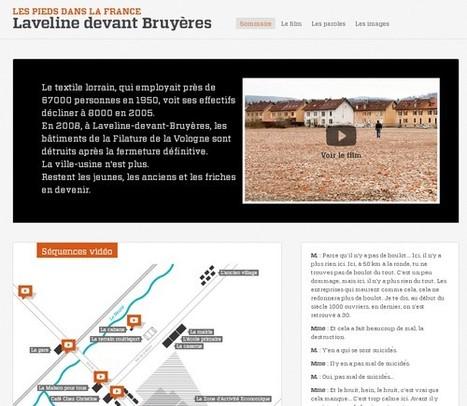 Les Pieds dans la France | L'actualité du webdocumentaire | Scoop.it