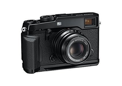 Fujifilm MHG-XPRO2 Metal Hand Grip (Black) - Photography Domain | Fujifilm X Series APS C sensor camera | Scoop.it