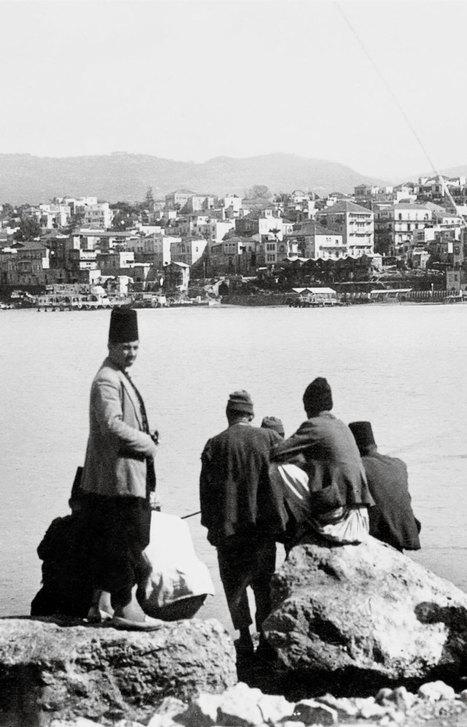 Une ville, deux possibilités : Beyrouth   Routes culturelles et itinéraires en Méditerranée   Scoop.it