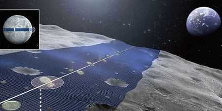 Shimizu Corporation Solar Plant On Moon - Business Insider | Science Wow Factor | Scoop.it