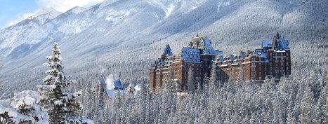 Banff Springs Hotels - Luxury Banff Springs Resort Hotel at Fairmont | Alberta Trip | Scoop.it