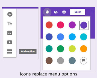 Google Forms Update: New Look & Feel | Cool Tools for 21st Century Learners | Google Docs for Learning | Scoop.it