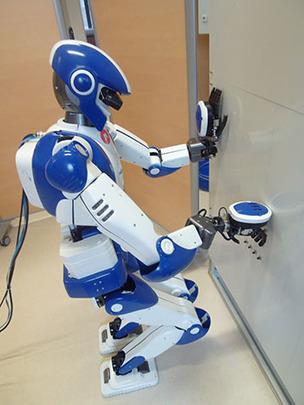 Des robots humanoïdes dans les usines aéronautiques de demain - CNRS | Une nouvelle civilisation de Robots | Scoop.it