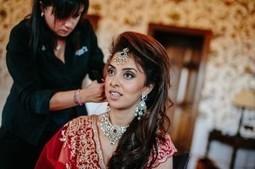 Acconciatura per sposa indiana a Siena e Arezzo | Sam's Parrucchieri | Acconciature e Make Up Sposa Chianciano - Siena » Sam's | Scoop.it