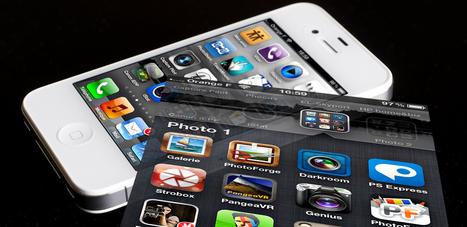 Dix applis pour mieux bosser avec son smartphone | Applications Iphone, Ipad, Android et avec un zeste de news | Scoop.it
