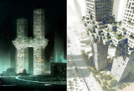 Seoul's new suburb in the sky | Architecture | Agenda | Phaidon | Urban Design | Scoop.it